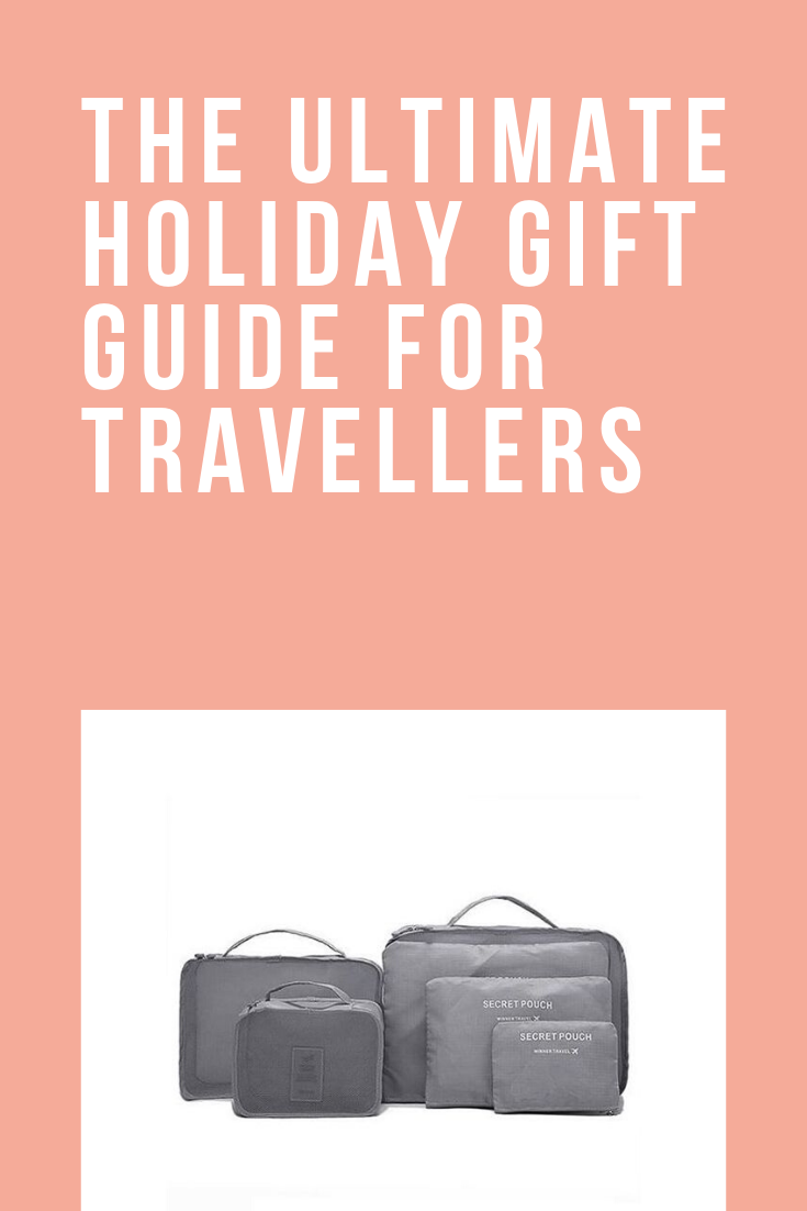 The Ultimate Holiday Gift Guide for Travellers