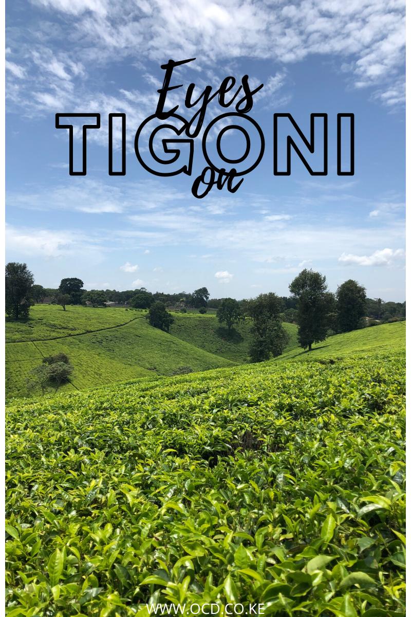 Hike to Tigoni, Limuru