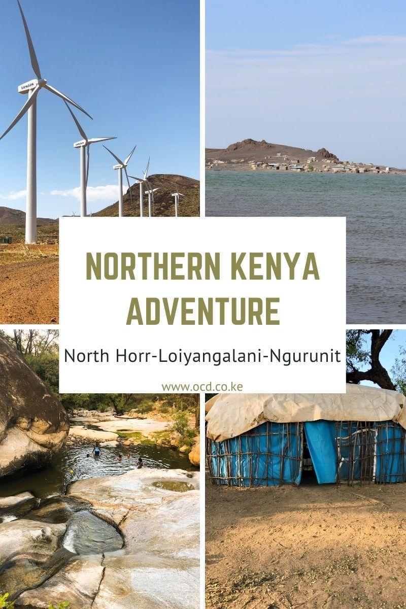 North Horr - Loiyangalani - Ngurunit